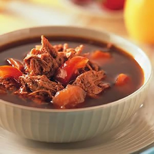 素食紅燒湯底